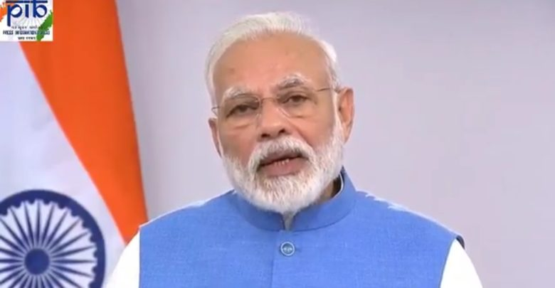 PM greets CRPF-personnel on RaisingDay