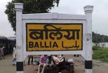Public-police clash in Ballia