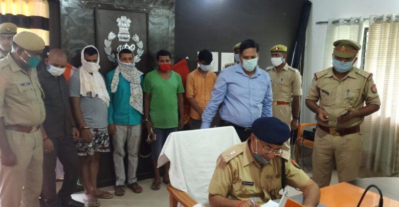 Mau police nab cyber criminals