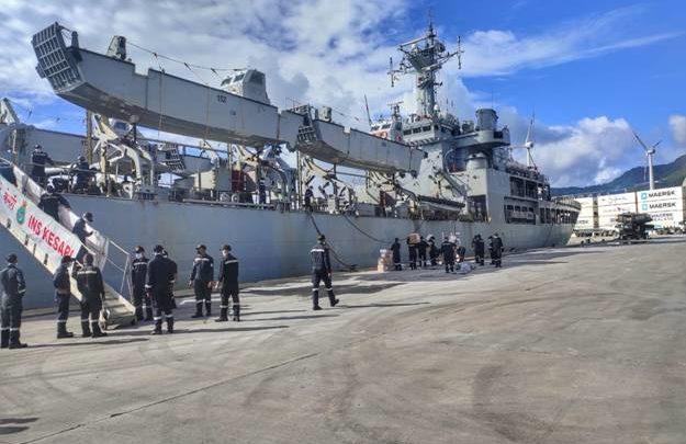 Mission Sagar of Navy
