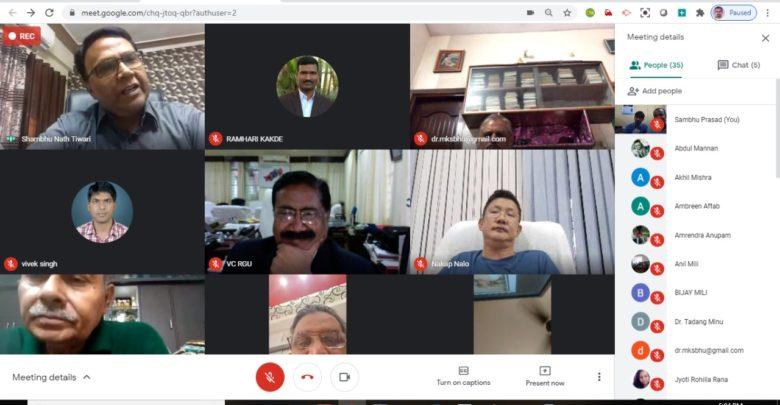 RGU holds Dialogue on Dekho-Apna-Desh
