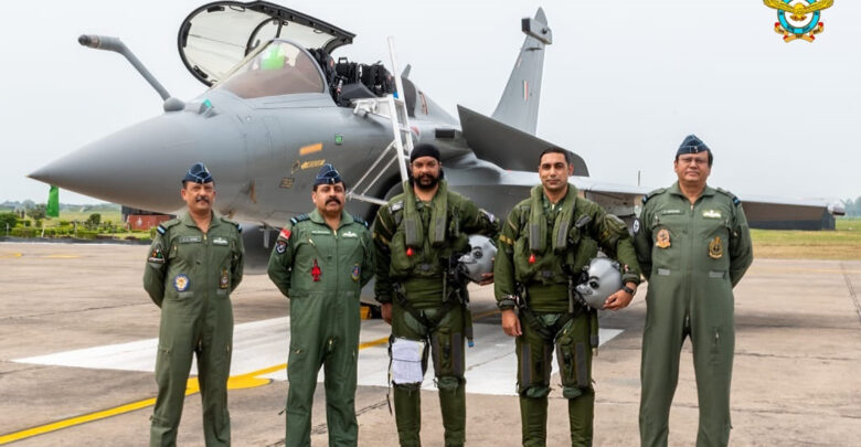Rafale to be Inducted In IAF