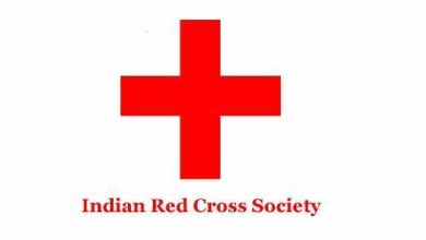 Red-Cross Relief for flood-affected flagged-off