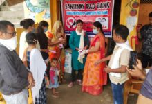 Sanitary-Pad Bank opened in PM's Kashi
