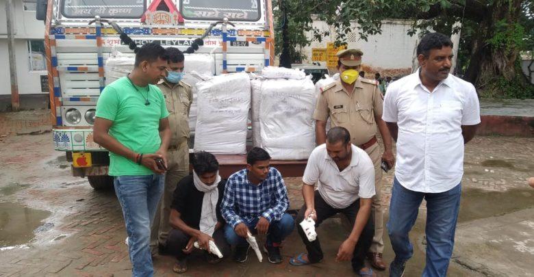 Drug peddlers arrested in Ballia