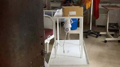 MEDBOT donated to COVID Hospital