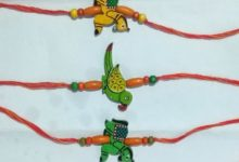 Women send Wooden Rakhis for PM & Soldiers