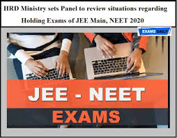 Minister announces exam dates of NEET and JEE