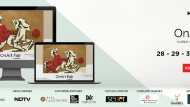 OnArt Fair India's first virtual art fair