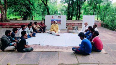 Satyagraha for Aviral-Nirmal Ganga