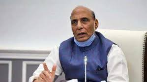 Rajnath Singh launches modernization initiatives