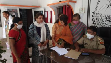 Complaint against Shiv Sena MP Sanjay Raut