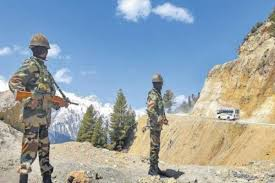 Situation in Eastern Ladakh