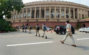 Monsoon Session of Parliament begins