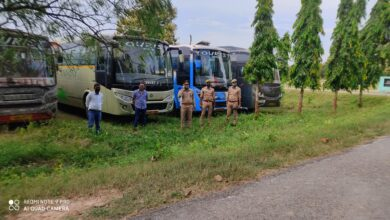 Vehicles of Mukhtar's aide seized