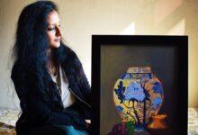 Artist Tanu Shree