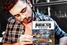 Yash authors first fiction on Covid-Pandemic