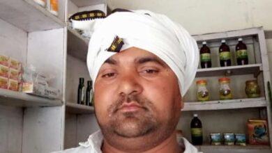 BJP leader killed in Azamgarh