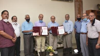 BHU and FAARD sign agreement
