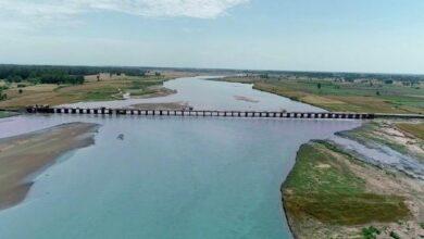 BRO built bridges dedicated