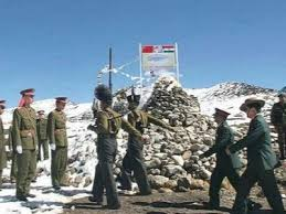 Indian Army Apprehends a Chinese Soldier