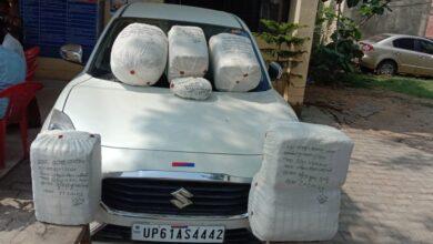 Drug peddler arrested in Chandauli and Varanasi