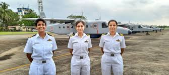 Navy Operationalizes First Batch of Women Pilots