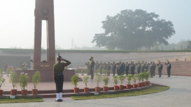 INDIAN ARMY CELEBRATES 260TH ARMY SERVICE CORPS DAY