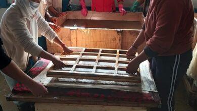 KVIC Brings Alive 1000-yrs-old Monpa Handmade Paper Industry