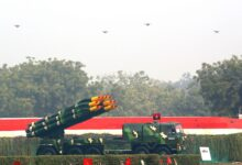 Indian Army Demonstrates Drone Swarms During Army Day Parade