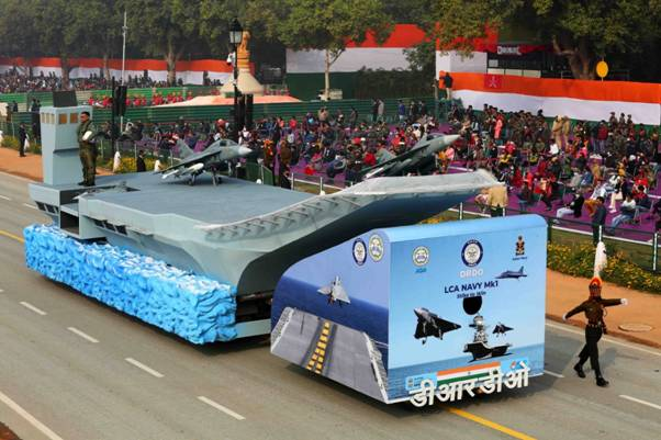 DRDO at Republic Day Parade 2021