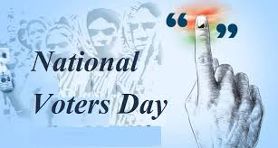 11th National Voters' Day (NVD) to be celebrated on 25th January 2021