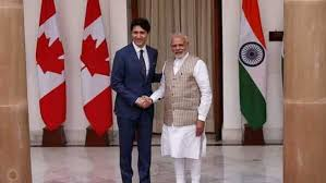 Canadian PM asks for Indian Covid-19-Vaccine