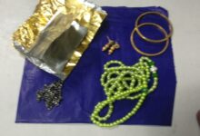 Customs team seizes Gold at LBS-International-Airport