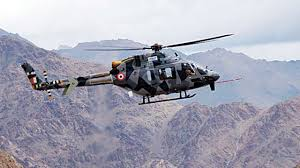 HAL LUH (Army Variant) receives Initial Operational Clearance