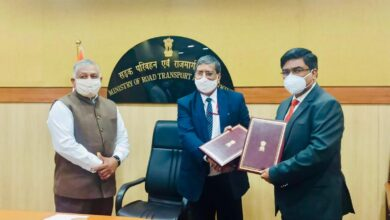 IIT(BHU) and Ministry of Road Transport and Highways signed an MoU