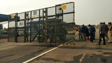 CSIR-CMERI Demonstrates three Variants of Mob Control Vehicle prototypes