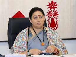 Smriti Irani inaugurates 8th India International Silk Fair