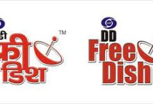 DD Free Dish cross 40 million Household -EY FICCI ME Report 2021