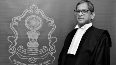 Justice Nuthalapati Venkata Ramana appointed as Chief Justice of India