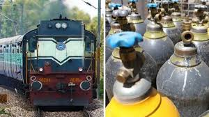 Railways getting fully ready to Transport Liquid Medical Oxygen (LMO) and Oxygen Cylinders
