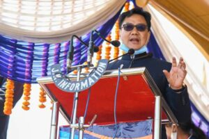 Kiren Rijiju inaugurates Khelo India State Centre of Excellence for Rowing
