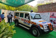 "Free ""Ecure"" Ambulance service launched"