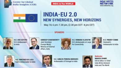 EU Ambassadors upbeat about early FTA with India, back inclusive Indo-Pacific