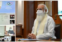 PM chairs a meeting to review preparations for the Olympics