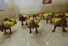Main Yoga session will be held at Benaras Club