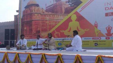 Yoga programmes organised at 75 heritage locations across India